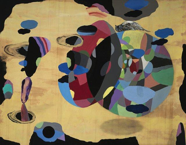 "Barrie Szekely, ""Floater's Dream,"" 2019"