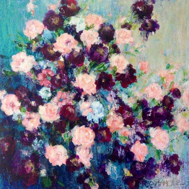 """Élène Gamache, """"Little Garden,"""" 2020"""
