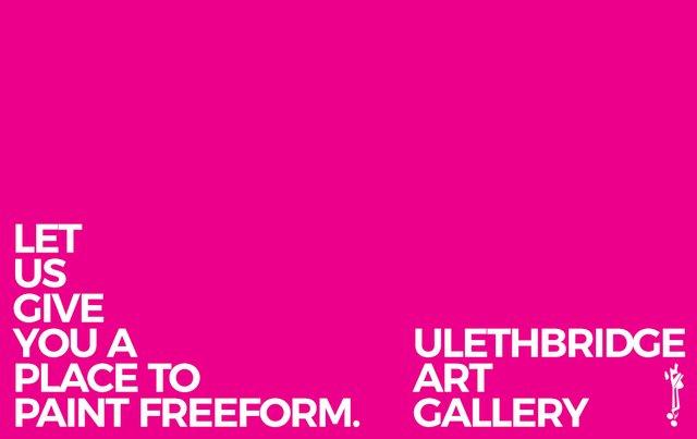 "ulethbridge art gallery, ""Place to Paint,"" 2020"