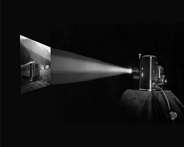 "Wyn Geleynse, ""Projector, November 21, 2019,"" 2019"