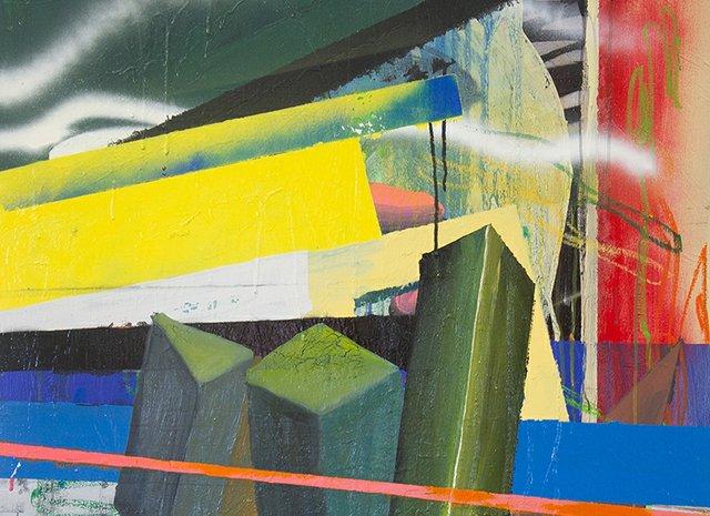 "Austin Clay Willis, ""Material Affair,"" 2020"