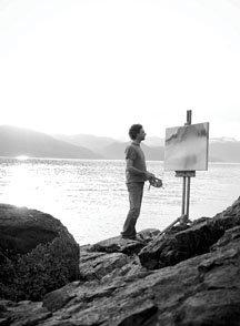 """""""David Burns at Lion's Bay"""""""