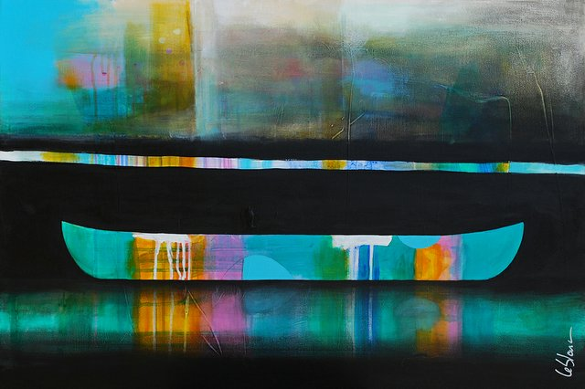 "Sylvain Leblanc, ""De tout son long,"" 2019"
