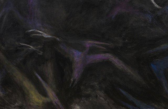 "Alison Yip, ""I Saw A Crow, Orca Was I,"" 2020"