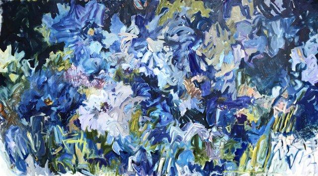 "Jane Harington, ""Big Blue"", 2020"
