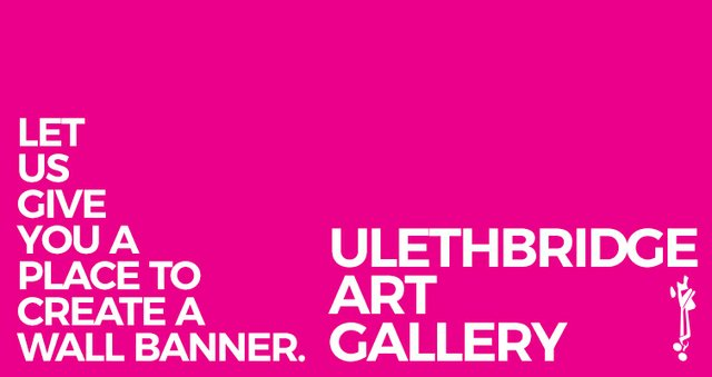 "ulethbridge art gallery, ""Place to Create,"" 2020"