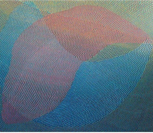 """Sarah Nordean, """"Wave Function,"""" 2020"""