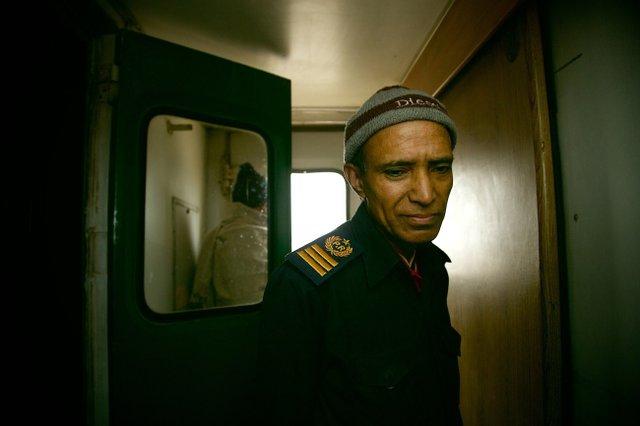 "Madiha Aijaz, ""A Railway Pilgrimage in Pakistan,"" 2014"