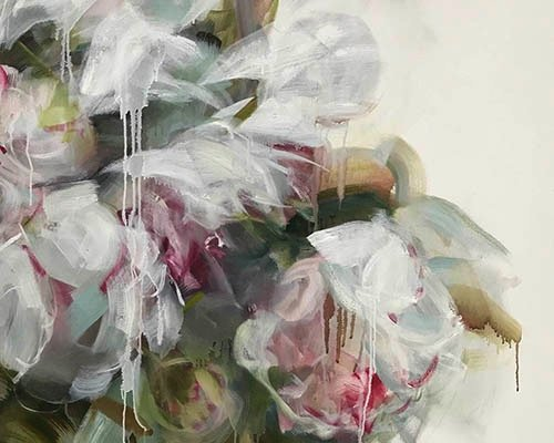 """Jamie Evrard, """"A Small Piece of May,"""" 2020"""