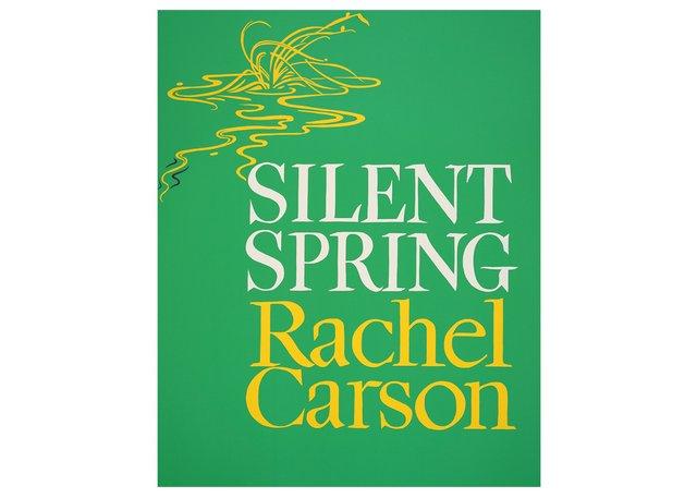 "Gavin Lynch, ""1962 (Silent Spring Rachel Carson),"" 2020"