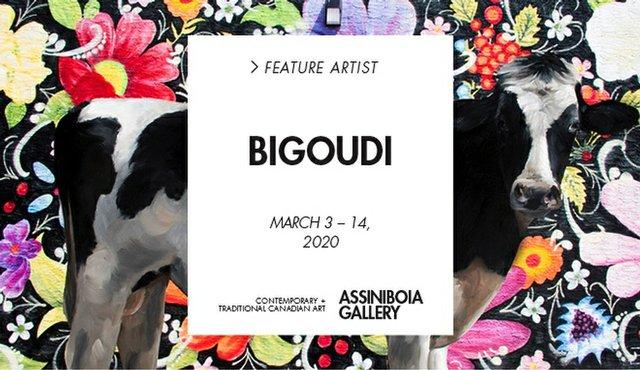 "Assiniboia Gallery, ""Bigoudi,"" 2020"