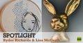 "Ryder Richards & Lisa McGrath, ""Spotlight,"" 2020"