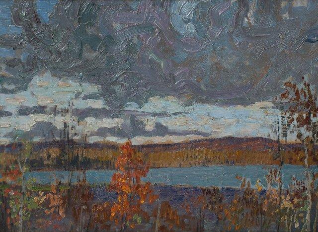 """Arthur Lismer, """"Algonquin Park,""""1914"""