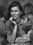 """Migrant Mother"""