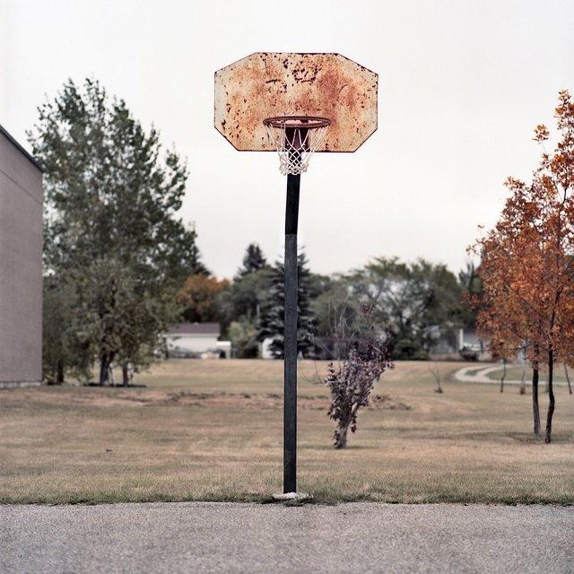 "Vera Saltzman, ""Hoop Dreams,"" 2020"