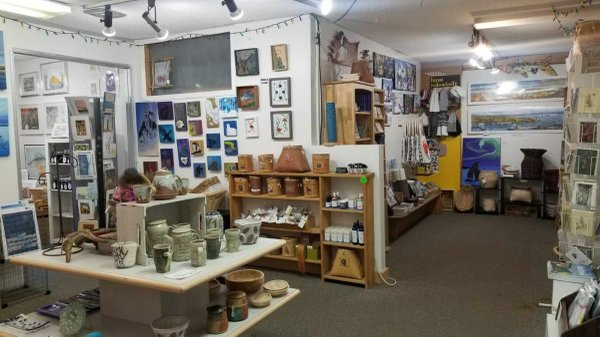 Down to Earth Gallery (photo courtesy NWT Arts)