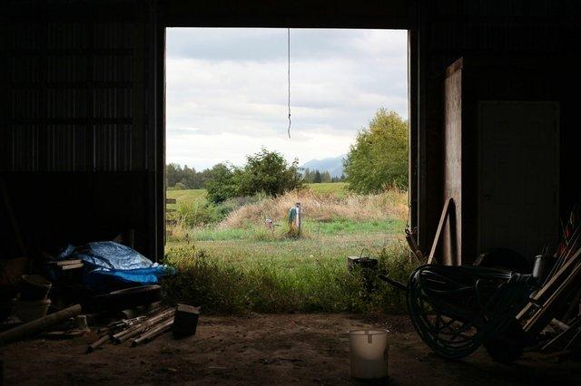 "Sylvia Grace Borda, ""Farm Work,"" 2013"