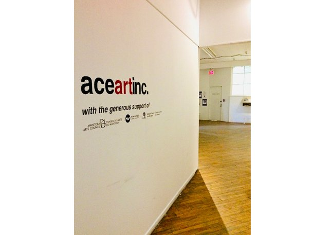 Entrance to aceartinc.