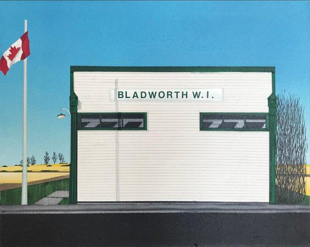 """David Thauberger, """"Bladworth Summer,"""" 2020"""