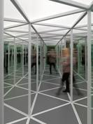 """Ken Lum, """"Mirror Maze with 12 Signs of Depression"""", 2002-2011"""