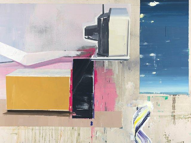 "Howard Lonn, ""Domestic Interior,"" 2020"