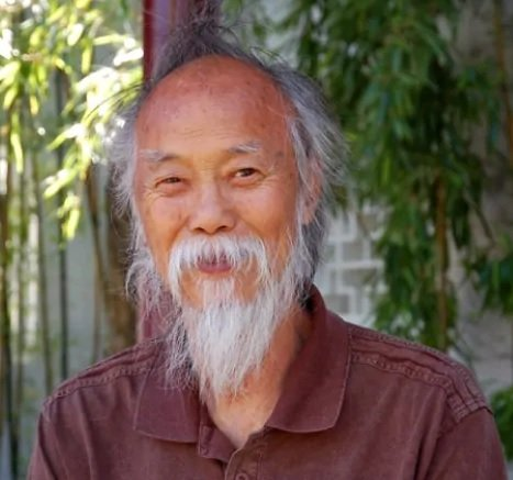 Wayne Ngan at Dr. Sun Yat-Sen Classical Chinese Garden, 2013 (photo by Goya Ngan)