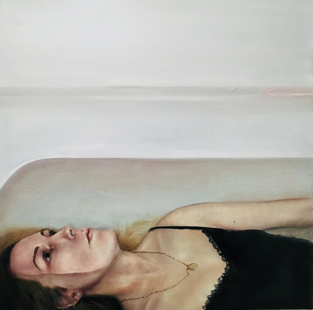 "Jennifer Penkov, ""Quiet,"" no date"