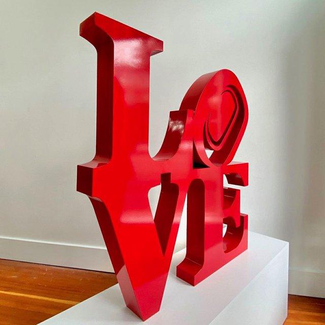 """Corey Bulpitt, """"Love,"""" 2020"""