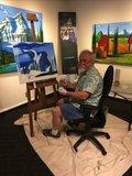 Glenn Payan at work