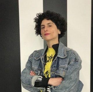 Nasrin Himadi (photo by Karen Asher)