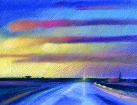 """Sunset/Lightrollers"""