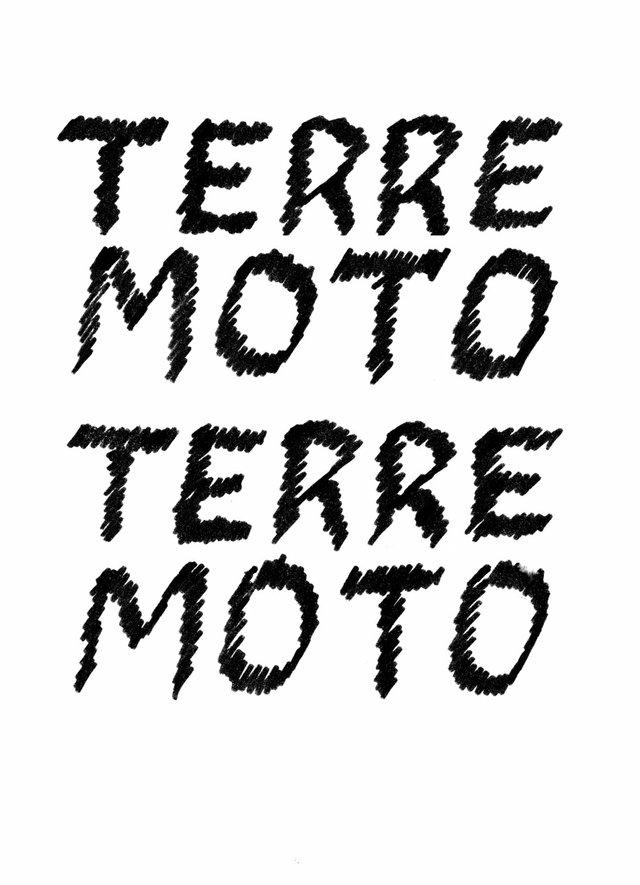 "Michelle Campos Castillo, ""Terremoto,"" 2020"