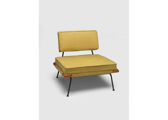 "Earle A. Morrison and Robin Bush for Earle A. Morrison Ltd., Victoria, B.C.,""Airfoam Lounge Chair (#141),"" 1951"