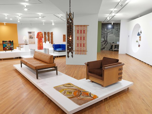"""Modern in the Making: Post-War Craft and Design in British Columbia,"" 2020"