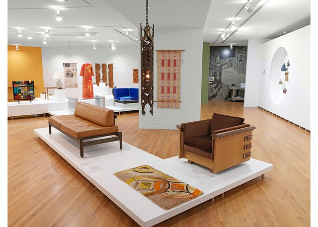 """""""Modern in the Making:Post-War Craft and Design in British Columbia,"""" 2020"""