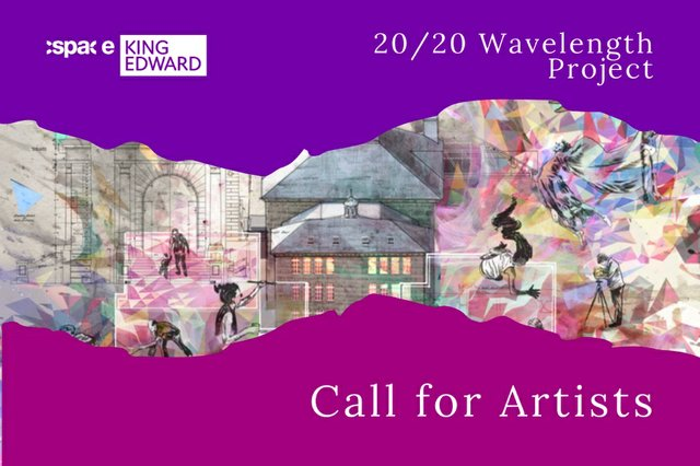 "cSpace King Edward, ""20/20 Wavelength Project,"" 2020"