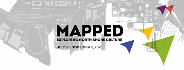 "CityScape Community Artspace, ""Mapped: Exploring North Shore Culture,"" 2020"