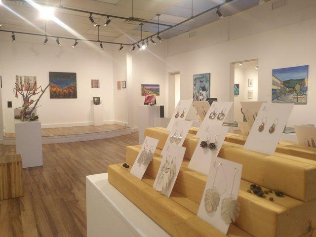 "RVAC, ""Members show - Summer Art Fair,"" 2020"