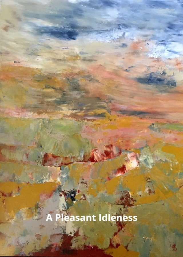 """Irma Soltonovich, """"A Pleasant Idleness,"""" 2020"""