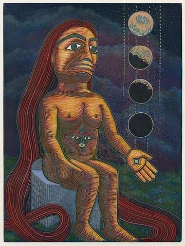 "Marika Swan, ""Nuu-Chah-Nulth, I am creation, "" nd"