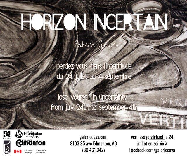 "Patricia Gauvin, ""Horizon Incertain,"" 2020"