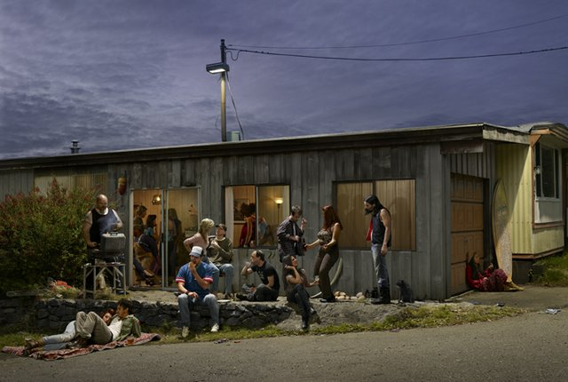 "Anthony Redpath  ""TRAILER PARK PARTY"""