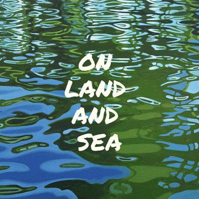 """Shelley Mansel, """"Blue Algae,"""" 2020"""