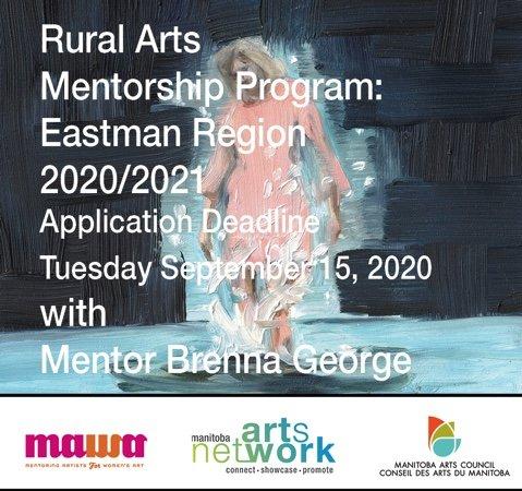 "Brenna George, ""RAMP Mentor,"" 2020"