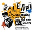 "ASA Gallery, ""The Big Leap,"" 2020"
