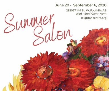 "Leighton Art Centre, ""Summer Salon,"" 2020"