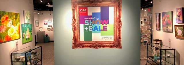 "Okotoks Art Gallery, ""Members Show and Sale,"" 2020"