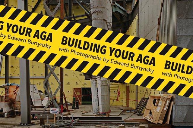 """AGA, """"Building Your AGA with Photographs by Edward Burtynsky,"""" 2020"""