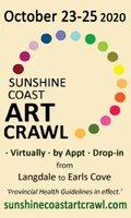 "Linda Williams, ""The 11th Sunshine Coast Art Crawl,"" 2020"