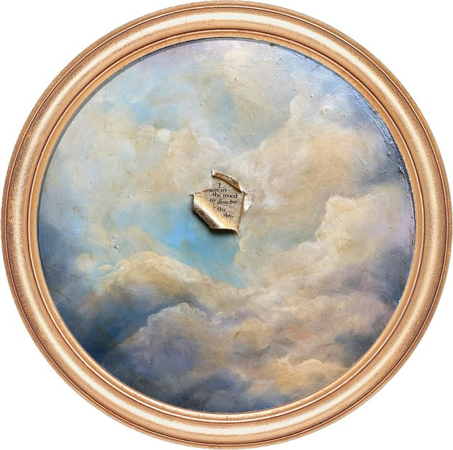 "Carl White, ""Cloudbusting,"" 2020"